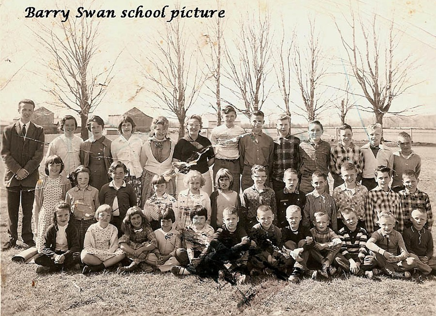 Waverley Ontario, Class Photo