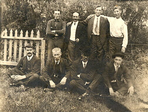 Possibly a McLeod group photograph