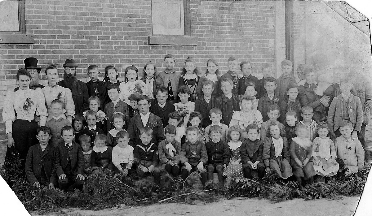Dufferin County, Ontario : Union School, Rosemont, Mono Twp.